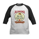 Alabama Pecan Cracking Champ Kids Baseball Jersey