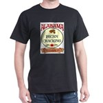 Alabama Pecan Cracking Champ Dark T-Shirt