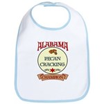 Alabama Pecan Cracking Champ Bib