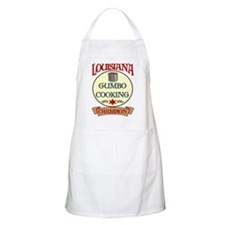 Louisiana Gumbo Cook Champ BBQ Apron