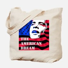 Obama - The American Dream Tote Bag