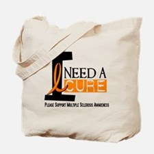 I Need A Cure MS Tote Bag