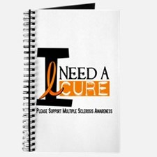 I Need A Cure MS Journal