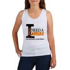I Need A Cure MS Women's Tank Top