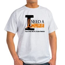 I Need A Cure MS T-Shirt