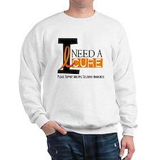 I Need A Cure MS Sweatshirt