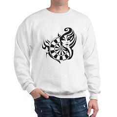 Devilish Darts Sweatshirt