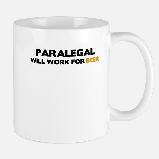 Paralegal Mugs
