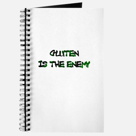 GLUTEN IS THE ENEMY Journal