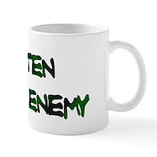 GLUTEN IS THE ENEMY Mug