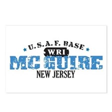 McGuire Air Force Base Postcards (Package of 8)
