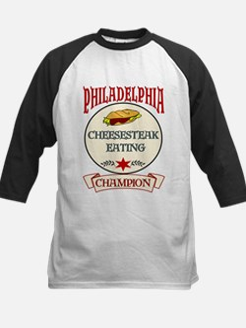 Philadelphia Cheesteak Eating Tee