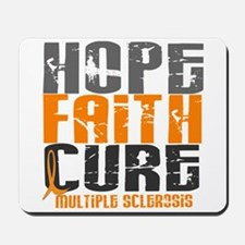 HOPE FAITH CURE MS Mousepad