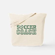 Soccer Coach Tote Bag