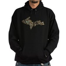 Upper Peninsula Real Tree Camo Hoodie