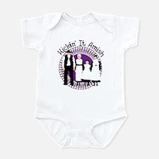 Riyah-Li Designs Kickin' It Amish Infant Bodysuit