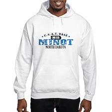 Minot Air Force Base Jumper Hoody