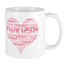 Twilight Heart Mug