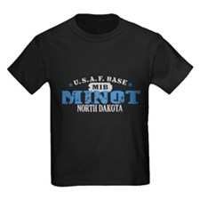 Minot Air Force Base T