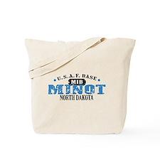 Minot Air Force Base Tote Bag