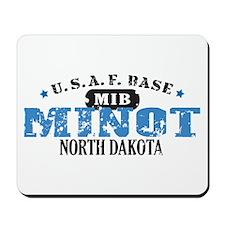 Minot Air Force Base Mousepad