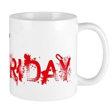 Red Friday [Trashed] Mug