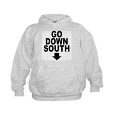 Go Down South ↓ Hoodie