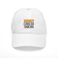 Kidney Cancer Sucks Baseball Cap