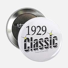 """1929 Classic 2.25"""" Button"""