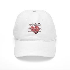 Richelle broke my heart and I hate her Baseball Cap