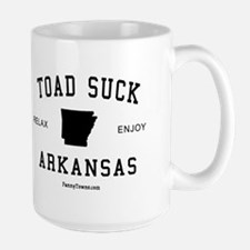 Toad Suck (AR) Arkansas Tees Mug
