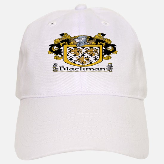 Blackman Coat of Arms Baseball Baseball Cap