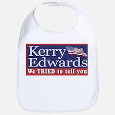 Kerry - We Tried  Bib