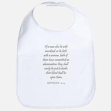 LEVITICUS  20:13 Bib