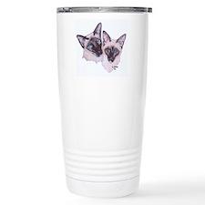 Siamese - 2 Travel Mug