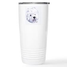 West Highland Terrier - Westi Travel Mug