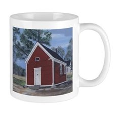 Red Schoolhouse Wayside Inn S Mug