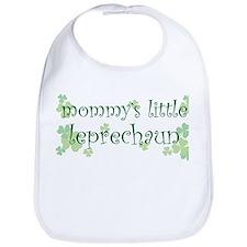 Mommy's Leprechaun Bib