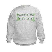 Mommy's Leprechaun Sweatshirt