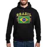 Brazil Hoodie (dark)