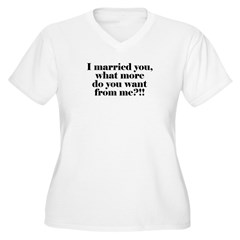 I'm Married T-Shirt