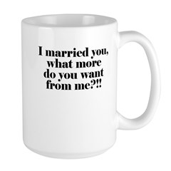 I'm Married Mug
