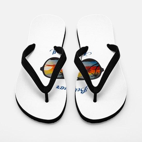 New Jersey - Belmar Flip Flops