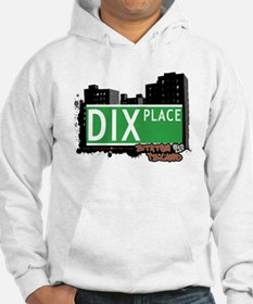 DIX PLACE, STATEN ISLAND, NYC Hoodie