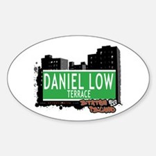 DANIEL LOW TERRACE, STATEN ISLAND, NYC Decal