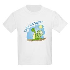 Puppy Dog Tails Kids T-Shirt