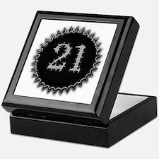 Cool 21 Keepsake Box