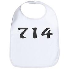 714 Area Code Bib
