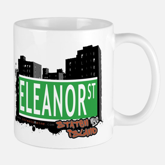 ELEANOR STREET, STATEN ISLAND, NYC Mug