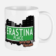 ERASTINA PLACE, STATEN ISLAND, NYC Mug